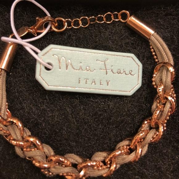 Mia Fiore Jewelry Rose Gold Bracelet Poshmark
